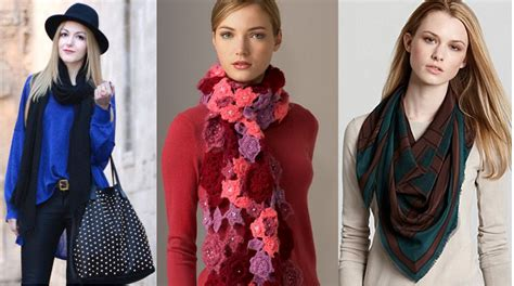 stylish and eaisiest ways how to tie a scarf angeljackets