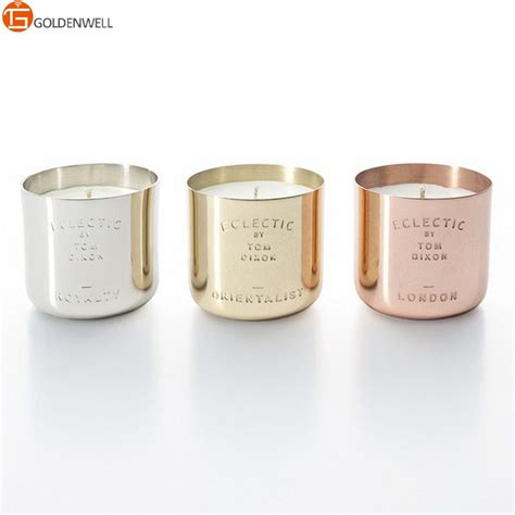 Candle Gifts Copper Jar Soy Candle Scented Candle Gift Set Buy