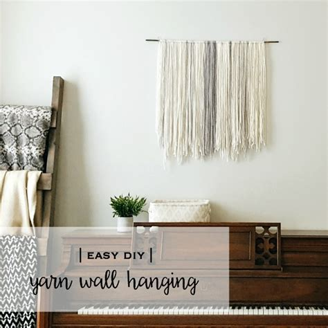 Beautiful Handmade Wall Hangings - beautiful handmade yarn wall hanging a dash of