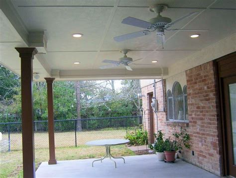 patio ceiling ideas great elegant front porch ceiling light intended for
