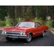 Image Gallery 1965 Impala