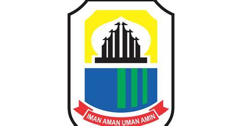 logo kabupaten lebak format cdr png gudril logo