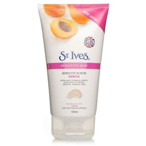 St Ives Scrub Di Guardian st ives apricot scrub gentle ebay