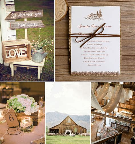 Top 10 Rustic Wedding Invitations And Ideas At