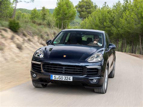 Porsche Cayenne S 2014 by Porsche Cayenne S Specs 2014 2015 2016 2017