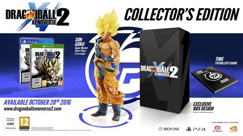 Xbox One Xenoverse 2 Xbox One xenoverse 2 les collectors en images sur ps4 et xbox one