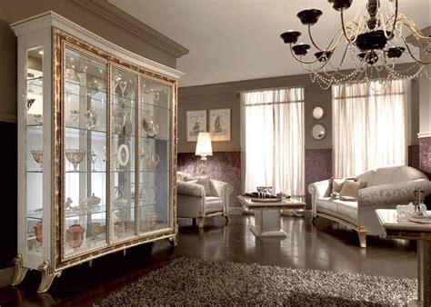 speisesaal buffet und hutch vitrine mit klassischen stil mit elegantem design mit