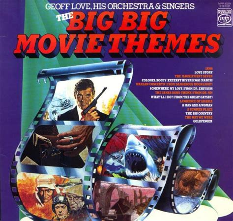love themes movies track listing