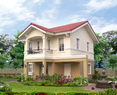 amaranth model house of glades iloilo by camella