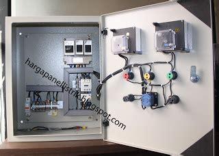 Pompa Celup Mati panel listrik dengan harga murah panel mdp panel pompa
