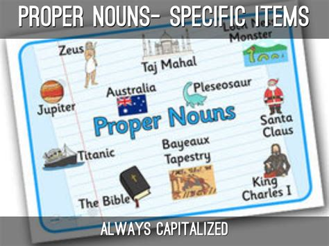 With The Proper nouns by avillagrana24