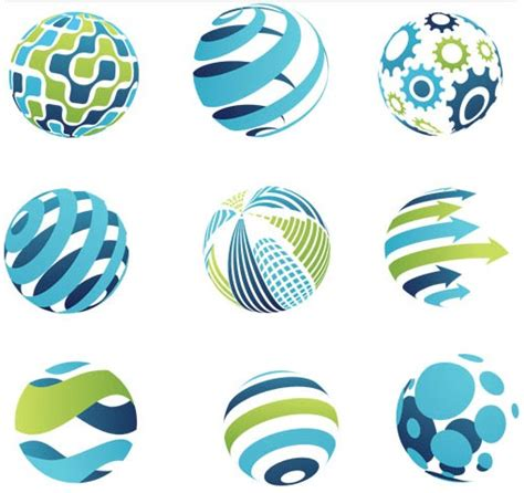 Home Logo Design Ideas by Spherical Logo Vector Ai Format Free Vector Download