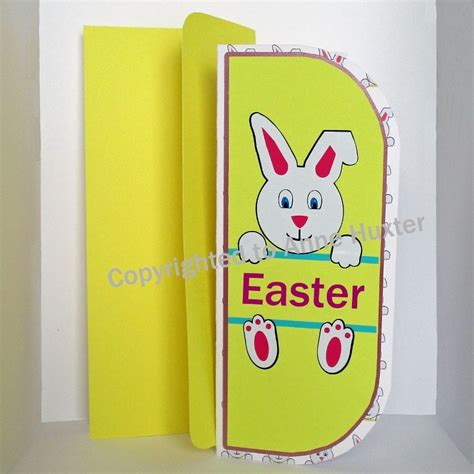 Easter Wallet by Easter Bunny Wallet Card Templates