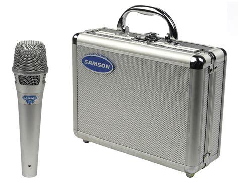 samson cl5n handheld condenser microphone new zealand