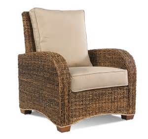 Pottery Barn Outdoor Kitts Seagrass Chair St