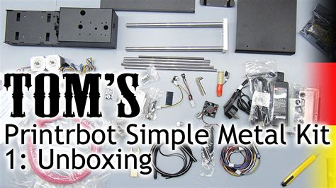 simple homekeeping part 1 26 tips tricks for a clean printrbot simple metal kit part 1 unboxing tom s 3d