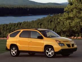 Pontiac Aztek Pontiac Aztek 2000 2001 2002 2003 2004 2005