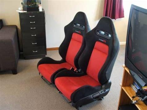 jdm civic type r recaro seats part 1 unboxing
