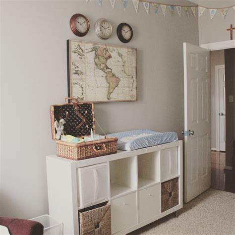 Travel Themed Nursery Decor 25 Best Ideas About Map Nursery On Pinterest