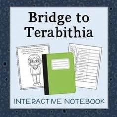 bridge to terabithia novel study guides for the teacher bridge to terabithia novel study includes an author