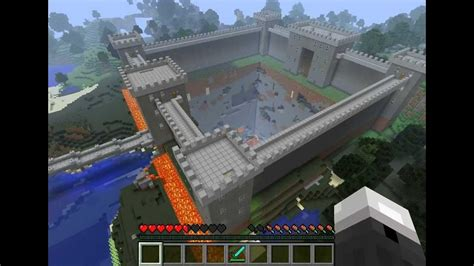Watch Floating Castle 2012 Minecraft Floating Castle Download Youtube