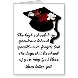 high school graduation cards quotes quotesgram