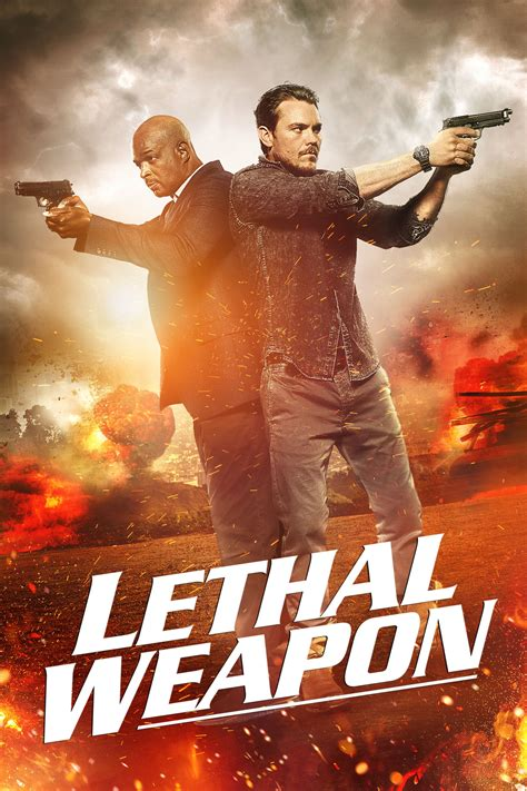 Lethal Weapon serial arma mortala lethal weapon lethal weapon