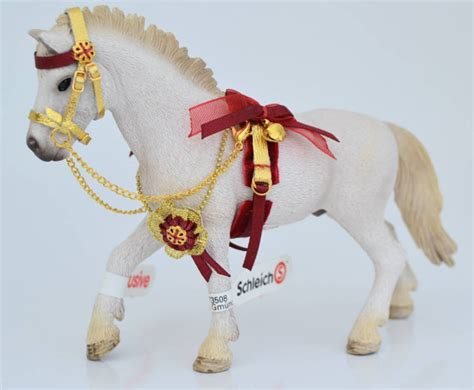 christmas set for schleich model horses