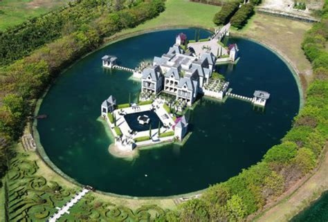 house with moat miami castle with a moat on the market for 10 9 million