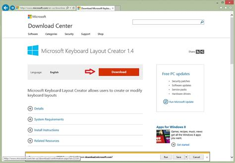 download layout for windows 7 computers and others azerty keyboard layout missing in