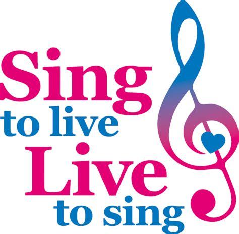 sing swing sing sing to live live to sing