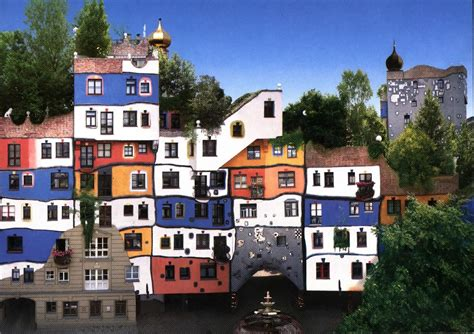 hundertwasser house pictures chosen by bbn