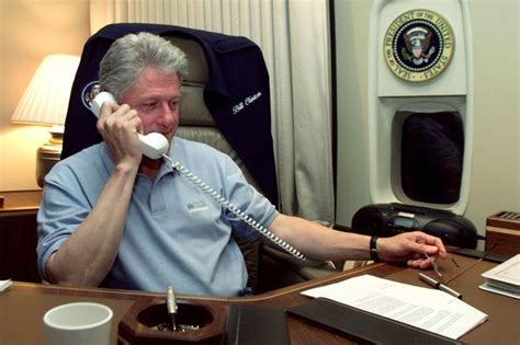 what phone does president use bill clinton s phone was eavesdropped by mi6 and used by israel for
