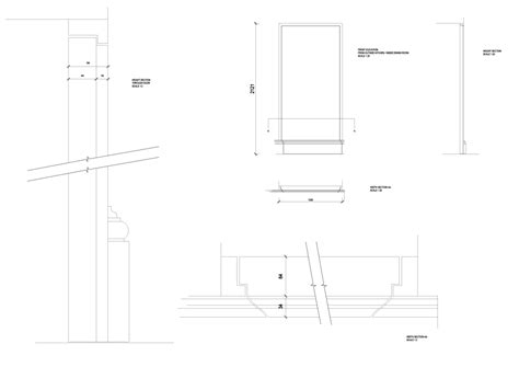 Home Kitchen Interior Design Photos Joinery Detail Drawings 187 Kent Griffiths Design