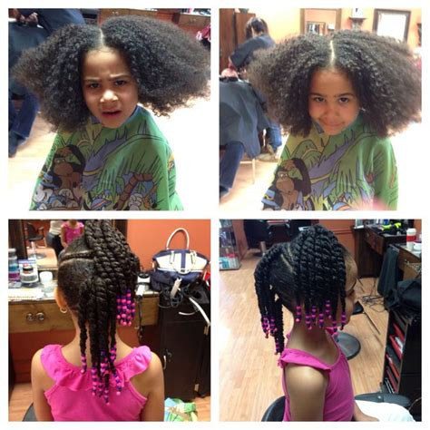 braided hairstyles for biracial kids mix kids hair styles hairbytianicole pinterest kid