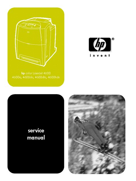 Hp Color Laserjet 4700 Cp4005 Series Service Manual Free