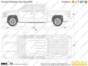 Chevrolet Silverado Dimensions 2008 Chevy Silverado Dimensions Auto Parts Diagrams