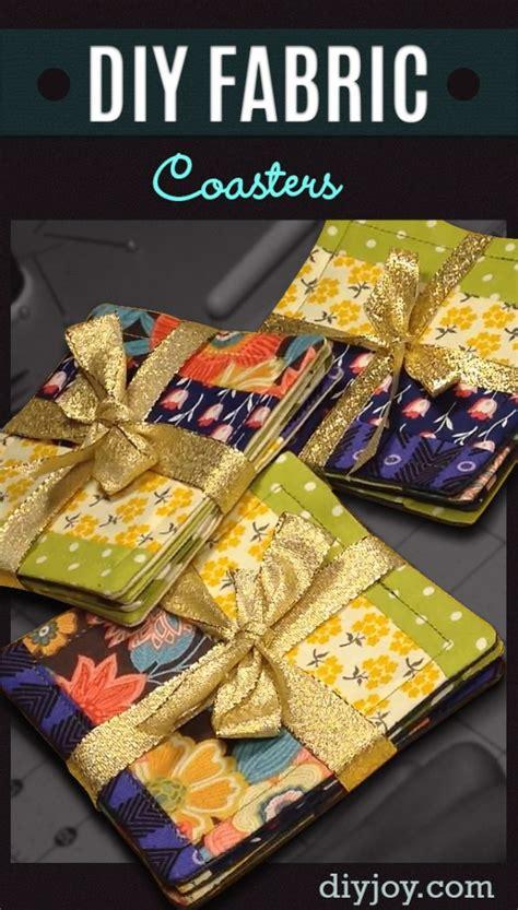 home craft ideas for gifts fresh christmas t craft ideas diy fabric coasters diy joy