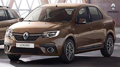 Renault Logan 2019 by Dacia Renault Logan 2018 2019 Exterior And Interior