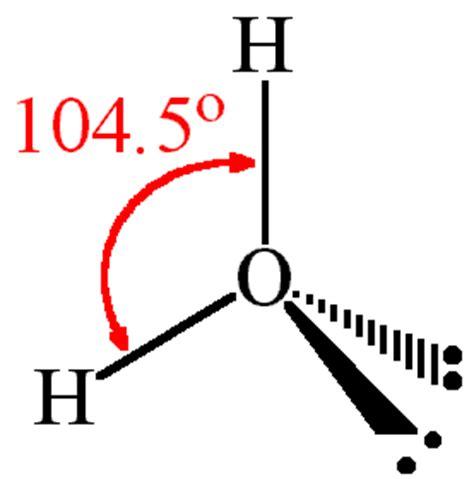 h2o dot diagram h2o lewis and 3 d structure dr sundin uw platteville