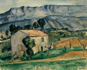house portrait artist house in provence 1885 86 by paul cezanne