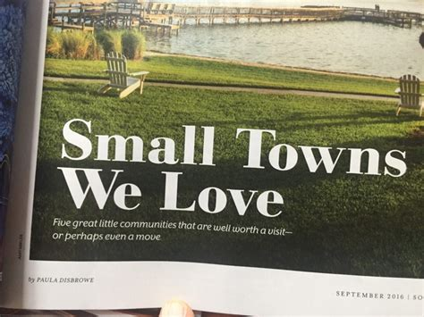 southern living advertising southern living magazine small towns we love eureka
