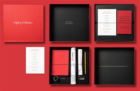 Welcome Kit check out the amazing welcome kit this ogilvy office gives