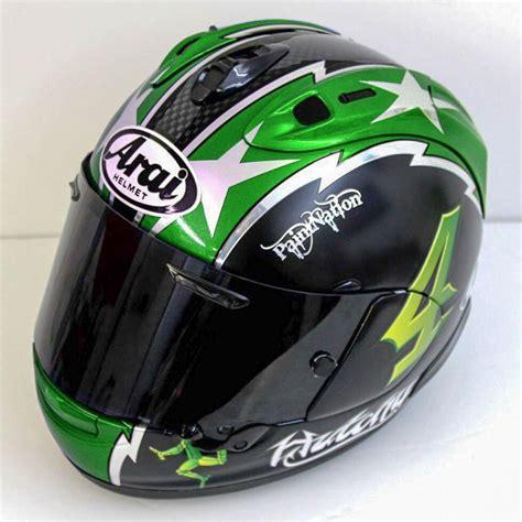 Helmet Arai Terkini 2017 Ian Hutchinson Arai Isle Of Tt Helmet 4 Motomalaya