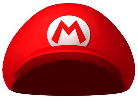Super Mario Brothers Hat Template Pictures To Pin On Pinterest Pinsdaddy Mario Hat Template
