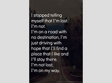 Best 25+ Im lost quotes ideas on Pinterest I M Lost Quotes