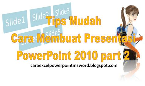 cara membuat powerpoint read only panduan microsoft office word power point excel