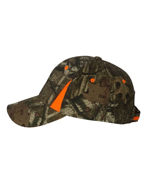 blaze orange camo hat mossy oak camouflage blaze orange hat cap