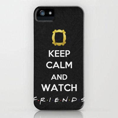 f r i e n d s keep calm iphone by from society6