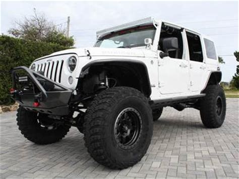 Who Builds Jeep Custom Jeep Wrangler Build